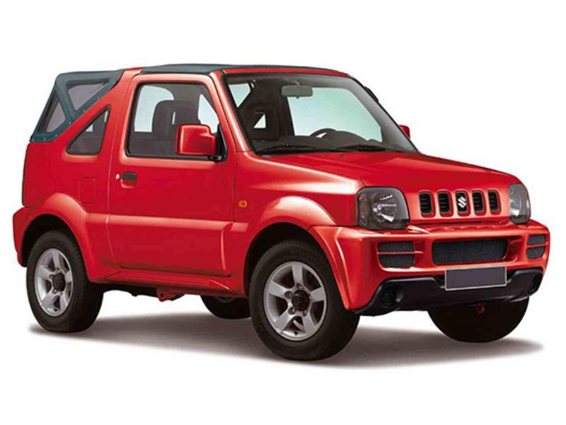 Suzuki Jimny Open